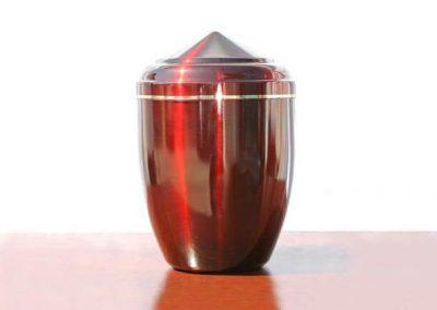 urna para cinzas cremação parede